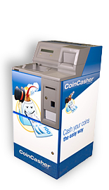 CoinCasher Retail grey