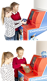 CoinCasher Retail children