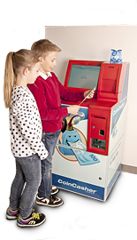 CoinCasher Retail with children