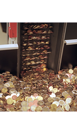 Coin elevator
