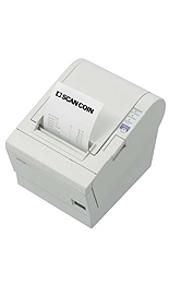 External thermal printer