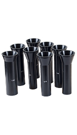 Tubing insert for prefabricated tubes